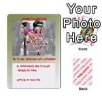 zombies_aitor - Playing Cards 54 Designs