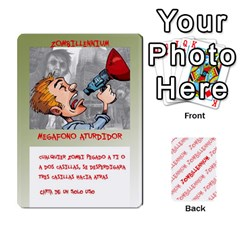 Zombies Aitor By Mrkaf   Playing Cards 54 Designs   X5rhlkwiwtat   Www Artscow Com Front - Joker1