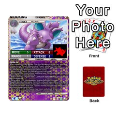 Pokemon 1 53 New By Seth   Playing Cards 54 Designs   Brp94g82ab0e   Www Artscow Com Front - Heart7