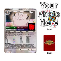 Pokemon 1 53 New By Seth   Playing Cards 54 Designs   Brp94g82ab0e   Www Artscow Com Front - Heart8
