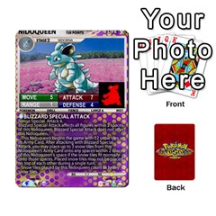 Jack Pokemon 1 53 New By Seth   Playing Cards 54 Designs   Brp94g82ab0e   Www Artscow Com Front - HeartJ