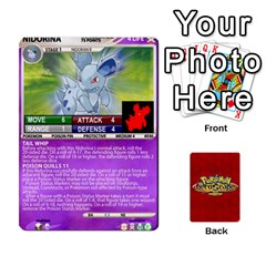 King Pokemon 1 53 New By Seth   Playing Cards 54 Designs   Brp94g82ab0e   Www Artscow Com Front - HeartK