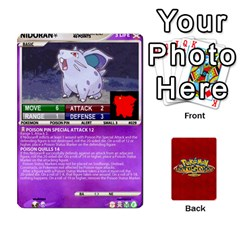 Ace Pokemon 1 53 New By Seth   Playing Cards 54 Designs   Brp94g82ab0e   Www Artscow Com Front - HeartA