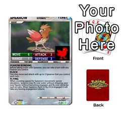Pokemon 1 53 New By Seth   Playing Cards 54 Designs   Brp94g82ab0e   Www Artscow Com Front - Diamond9