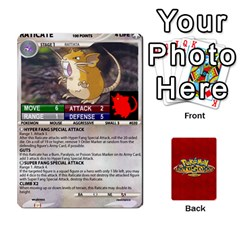 Pokemon 1 53 New By Seth   Playing Cards 54 Designs   Brp94g82ab0e   Www Artscow Com Front - Diamond10
