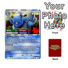 Pokemon 1 53 New By Seth   Playing Cards 54 Designs   Brp94g82ab0e   Www Artscow Com Front - Club9
