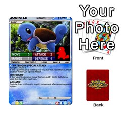 Pokemon 1 53 New By Seth   Playing Cards 54 Designs   Brp94g82ab0e   Www Artscow Com Front - Club10