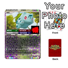 Pokemon 1 53 New By Seth   Playing Cards 54 Designs   Brp94g82ab0e   Www Artscow Com Front - Joker1