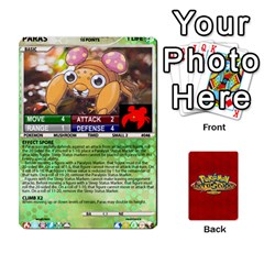 Pokemon 1 53 New By Seth   Playing Cards 54 Designs   Brp94g82ab0e   Www Artscow Com Front - Spade9