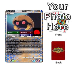 Pokemon 108 151 Extras New By Seth   Playing Cards 54 Designs   Cs5g4wrh2zis   Www Artscow Com Front - Heart5