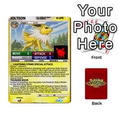 King Pokemon 108 151 Extras New By Seth   Playing Cards 54 Designs   Cs5g4wrh2zis   Www Artscow Com Front - HeartK