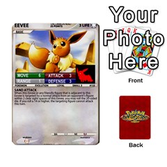 Ace Pokemon 108 151 Extras New By Seth   Playing Cards 54 Designs   Cs5g4wrh2zis   Www Artscow Com Front - HeartA