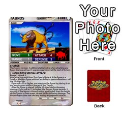 Pokemon 108 151 Extras New By Seth   Playing Cards 54 Designs   Cs5g4wrh2zis   Www Artscow Com Front - Diamond5
