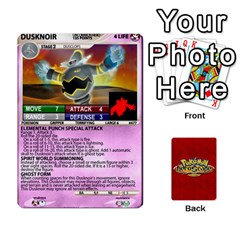 Pokemon 108 151 Extras New By Seth   Playing Cards 54 Designs   Cs5g4wrh2zis   Www Artscow Com Front - Spade5
