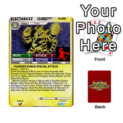Pokemon 108 151 Extras New By Seth   Playing Cards 54 Designs   Cs5g4wrh2zis   Www Artscow Com Front - Diamond10