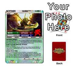 Jack Pokemon 108 151 Extras New By Seth   Playing Cards 54 Designs   Cs5g4wrh2zis   Www Artscow Com Front - DiamondJ