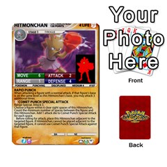 King Pokemon 108 151 Extras New By Seth   Playing Cards 54 Designs   Cs5g4wrh2zis   Www Artscow Com Front - ClubK