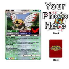 Pokemon 108 151 Extras New By Seth   Playing Cards 54 Designs   Cs5g4wrh2zis   Www Artscow Com Front - Joker2