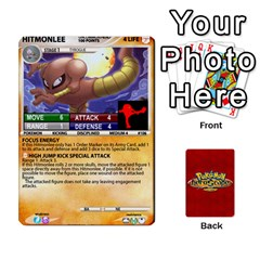 Pokemon 54 107 New By Seth   Playing Cards 54 Designs (rectangle)   8n8gltu1vzq8   Www Artscow Com Front - Spade2