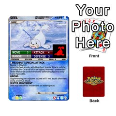 Pokemon 54 107 New By Seth   Playing Cards 54 Designs   8n8gltu1vzq8   Www Artscow Com Front - Heart9