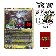 King Pokemon 54 107 New By Seth   Playing Cards 54 Designs   8n8gltu1vzq8   Www Artscow Com Front - HeartK