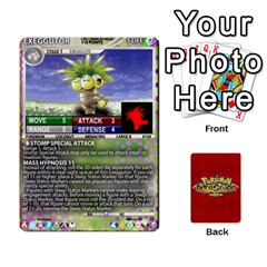 Pokemon 54 107 New By Seth   Playing Cards 54 Designs   8n8gltu1vzq8   Www Artscow Com Front - Spade5