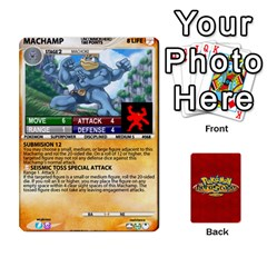 Ace Pokemon 54 107 New By Seth   Playing Cards 54 Designs   8n8gltu1vzq8   Www Artscow Com Front - DiamondA