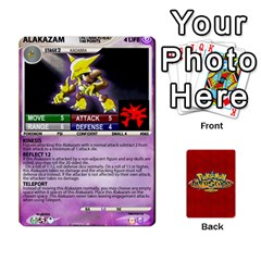 Pokemon 54 107 New By Seth   Playing Cards 54 Designs   8n8gltu1vzq8   Www Artscow Com Front - Club4