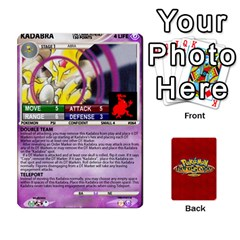 Pokemon 54 107 New By Seth   Playing Cards 54 Designs   8n8gltu1vzq8   Www Artscow Com Front - Club5