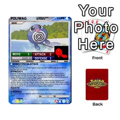Pokemon 54 107 New By Seth   Playing Cards 54 Designs   8n8gltu1vzq8   Www Artscow Com Front - Club10
