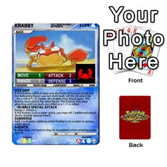 Pokemon 54 107 New By Seth   Playing Cards 54 Designs   8n8gltu1vzq8   Www Artscow Com Front - Spade10