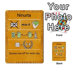 Uruk   One By Catherine Pfeifer   Multi Purpose Cards (rectangle)   Coey6nnc29jj   Www Artscow Com Front 2