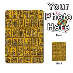 Uruk   One By Catherine Pfeifer   Multi Purpose Cards (rectangle)   Coey6nnc29jj   Www Artscow Com Back 2