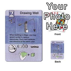 Uruk   One By Catherine Pfeifer   Multi Purpose Cards (rectangle)   Coey6nnc29jj   Www Artscow Com Front 20