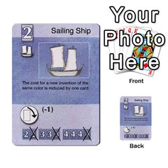 Uruk   One By Catherine Pfeifer   Multi Purpose Cards (rectangle)   Coey6nnc29jj   Www Artscow Com Front 28