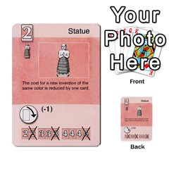 Uruk   One By Catherine Pfeifer   Multi Purpose Cards (rectangle)   Coey6nnc29jj   Www Artscow Com Front 41