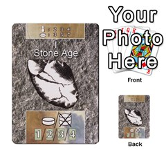 Uruk   Two By Catherine Pfeifer   Multi Purpose Cards (rectangle)   6aebnfo4yc2m   Www Artscow Com Front 49