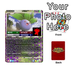 Queen Pokemon 1 53 New By Seth   Playing Cards 54 Designs   Nvabu06endwn   Www Artscow Com Front - SpadeQ