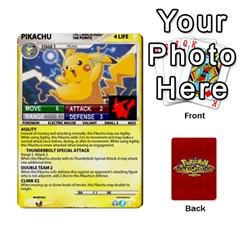 Pokemon 1 53 New By Seth   Playing Cards 54 Designs   Nvabu06endwn   Www Artscow Com Front - Diamond5