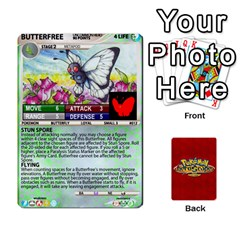 Pokemon 1 53 New By Seth   Playing Cards 54 Designs   Nvabu06endwn   Www Artscow Com Front - Club5