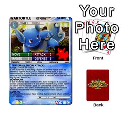 Pokemon 1 53 New By Seth   Playing Cards 54 Designs   Nvabu06endwn   Www Artscow Com Front - Club9