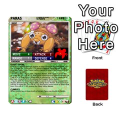 Pokemon 1 53 New By Seth   Playing Cards 54 Designs   Nvabu06endwn   Www Artscow Com Front - Spade9