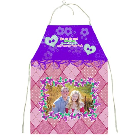 You Are The Most Important  By Digitalkeepsakes   Full Print Apron   Nny0phx7g059   Www Artscow Com Front