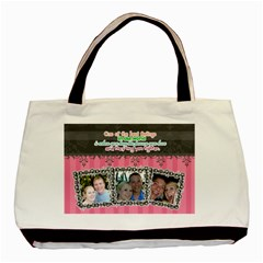 Hug The Person You Love  By Digitalkeepsakes   Basic Tote Bag (two Sides)   6jqouugv900y   Www Artscow Com Front