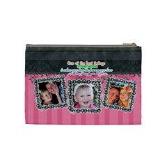 Hug The One You Love  By Digitalkeepsakes   Cosmetic Bag (medium)   20jx6mbaugnl   Www Artscow Com Back