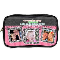 Hug The One You Love  By Digitalkeepsakes   Toiletries Bag (two Sides)   B6xcaoisgfsu   Www Artscow Com Back