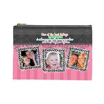Hug the one you love. - Cosmetic Bag (Large)
