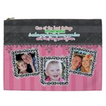 Hug the one you love. - Cosmetic Bag (XXL)