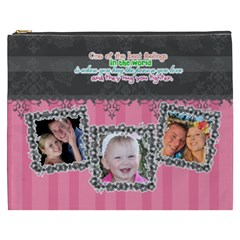 Hug The One You Love  By Digitalkeepsakes   Cosmetic Bag (xxxl)   K1yiksmrw4ip   Www Artscow Com Front