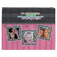 Hug The One You Love  By Digitalkeepsakes   Cosmetic Bag (xxxl)   K1yiksmrw4ip   Www Artscow Com Back